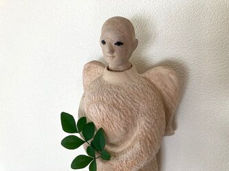 Prayer Statue ・天使の画像