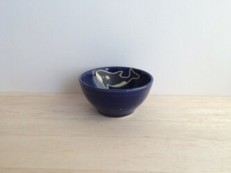 豆鉢(シャチ)の画像