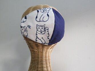 再販 招き猫のマスクの画像