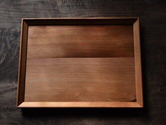 玉淵の夕餉盆の画像