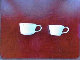 デミタスカップ  7の画像