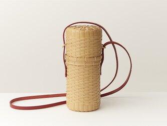 竹筒(小、赤)の画像