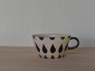台形マグカップ小〜鉄drop〜の画像