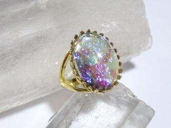 モトルドカラードラゴンズブレスのリングの画像