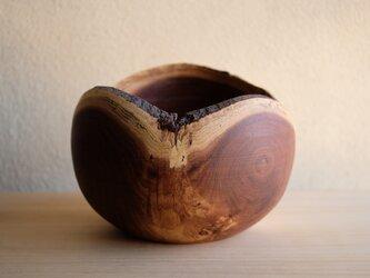 ねむの木・ナチュラルエッジボウル #1の画像