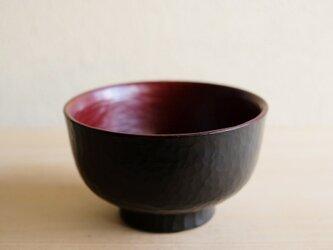 栃・手削り汁椀の画像