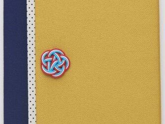 ハレの日ふくさ SFB09-03 金藍の画像