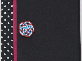 ハレの日ふくさ SFB09-04 黒紅の画像