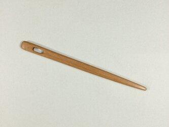 ノールビンドニング針 木の針 さくらの画像