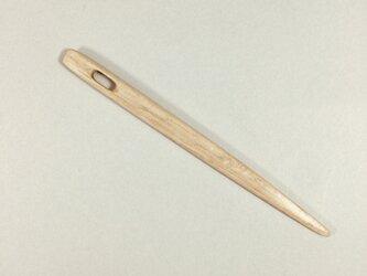 ノールビンドニング針 木の針 カシの木の画像
