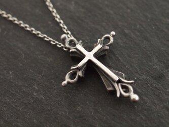 十字架のネックレス2の画像