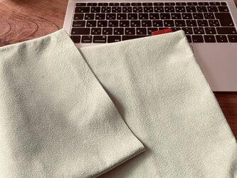 全6色大人のノートパソコン・レザーケース/MacBook Air専用/数量限定の画像