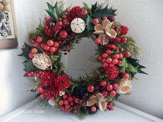 atelier blugra八ヶ岳〜ChristmasWreathの画像
