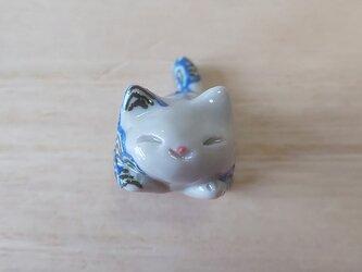 ちび猫=^人^=青海波ネコの画像