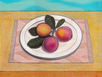 プラムフルーツの画像