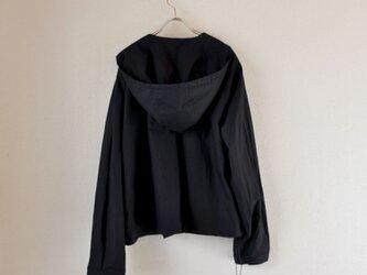 【男女兼用】フーデッドシャツパーカー /AF23の画像
