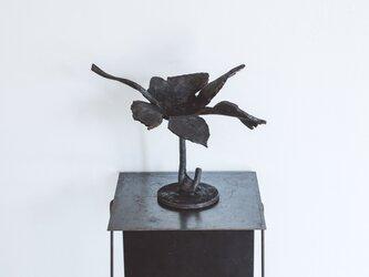 葉は飛ぶ(彫刻)1の画像