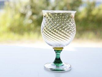 モールワイン(ブルーグリーン)の画像