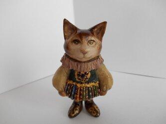 猫の王子の画像