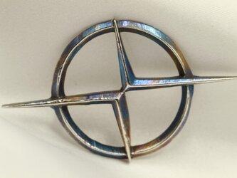 セドリック エンブレムキーホルダー高級希少金属コバルト製の画像