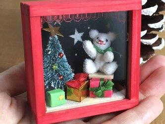くまっこBOX「クリスマスドリーム」【受注生産】の画像