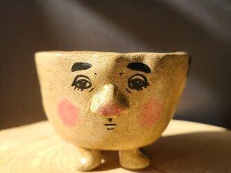 小さな植木鉢 鉢兵衛さんの画像