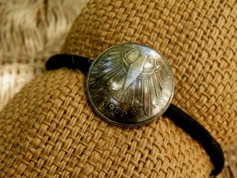 #H165 Deutsche(旧西独)Coin Hair Elasticの画像