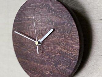 スタビライズドウッド時計(カエデ)_C13の画像