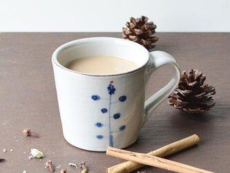 なずな草文マグカップの画像