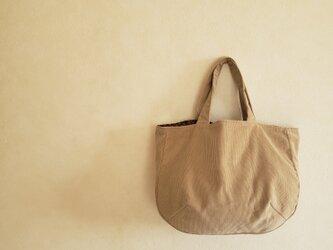 コーディロイのバッグ(送料込)の画像