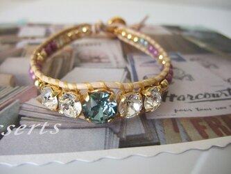 * luxury bijou*ブレスの画像