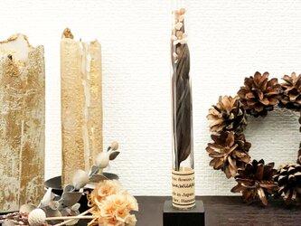 "Ornament :  布花標本 "" Antique flower. "" オーナメント/ボトルタイプの画像"