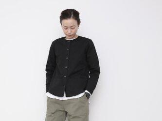 Paris jacket / blackの画像