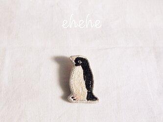 Polar-penguinブローチの画像