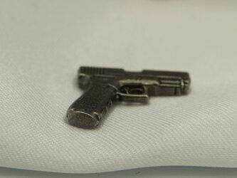 1/12G18C(グロック)高級希少金属コバルト製 フィギュア用の画像