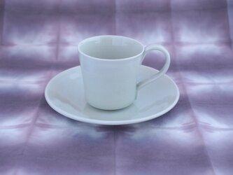 りんご灰釉 コーヒーカップの画像