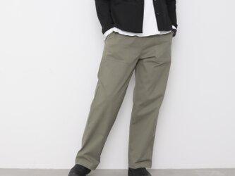 Baker pants / leaf greenの画像