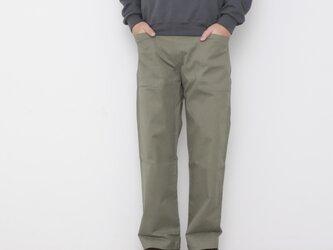 Baker pants Ⅱ / leaf greenの画像