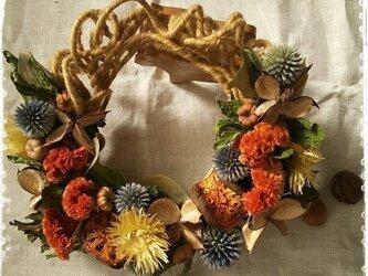 mokomoko wreathの画像