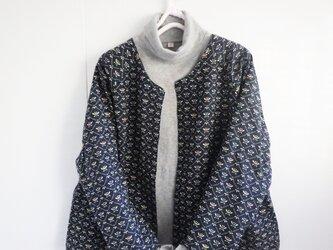 着物リメーク カーディガン の画像