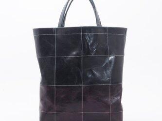 CalfLeatherHandbag(黒)/子牛革/HB014の画像