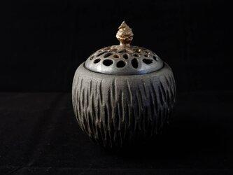 黒彩香炉6の画像