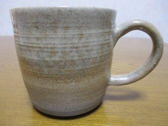 常滑焼 マグカップ(中)③の画像