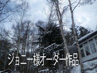 atelier blugra八ヶ岳〜ジョニー様オーダー作品の画像