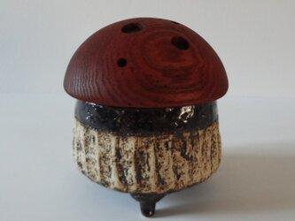 シノギ・三足・蓋物の画像