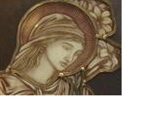 聖母マリアの画像