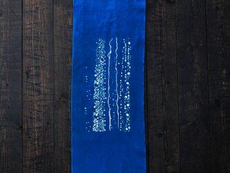 正藍染手拭い(垂水)の画像
