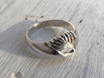 """""""握手のリング""""silver925 src856の画像"""