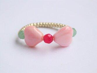 クィーンコンクシェル リボン Ringの画像