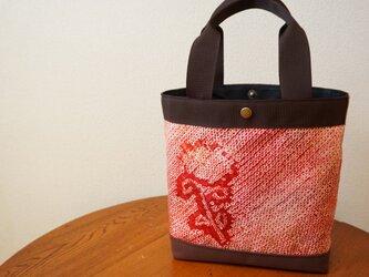 ジャパンビューティーバッグ 絞り&万寿菊 弍 ポケットいっぱいの画像